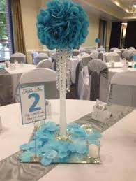 Silver Wedding Centerpieces by 7 Best Eiffel Tower Centerpieces Images On Pinterest Eiffel