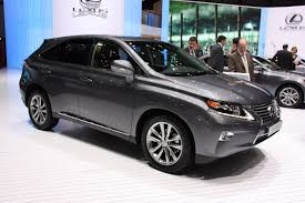 lexus rx 400h gold lexus rx 450h news and reviews autoblog