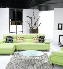 Organic Sectional Sofa See The Organic Sectional Sofas Modern Light Green Leather