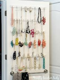 Jewelry Storage Solutions 7 Ways - best 25 scarf storage ideas on pinterest scarf organization