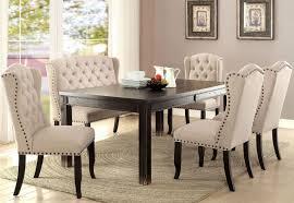sania i 72 inch dining room set formal dining sets dining room sania i 72 inch dining room set