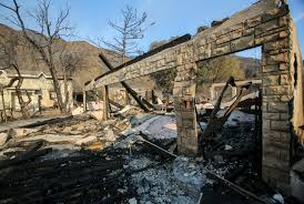 Wildfire Areas by Homes On Edge Of The Wilderness Complicate Wildfire Efforts U2013 The