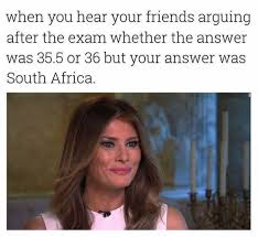 Exam Meme - dopl3r com memes when you hear your friends arguing after the