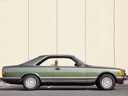 classic mercedes coupe mercedes benz s class coupe 1981 picture 13 of 25
