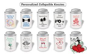 wedding koozie ideas wedding koozies weddingsrusdeco