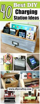 electronic charging station 40 best diy charging station ideas easy simple unique diy
