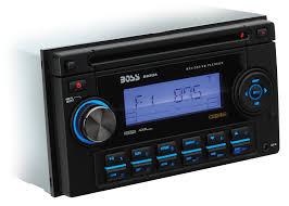 amazon com boss audio 822ua double din mp3 player receiver