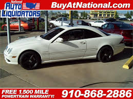 2003 mercedes amg for sale 2003 mercedes cl55 amg for sale in fayetteville