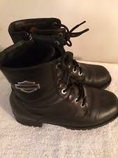 womens harley boots size 9 womens harley davidson ankle boots ebay