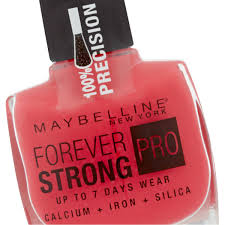 maybelline new york forever strong pro 490 salsa 10ml