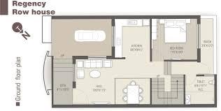 ground floor plan regency home