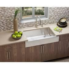 33 Inch Fireclay Farmhouse Sink by Kitchen Sinks Extraordinary 33 Inch Fireclay Farmhouse Sink