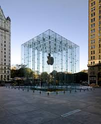 Apple Store Paris by Apple Store Fifth Avenue Bohlin Cywinski Jackson New York