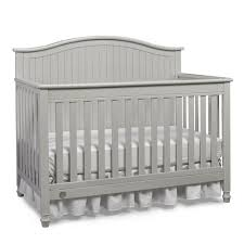 Gray Convertible Cribs by Price Del Mar Full Panel Convertible Crib