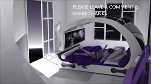 Hican Bed Futuristic Bed Youtube