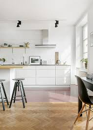 All White Kitchen Designs by Best 25 Modern White Kitchens Ideas Only On Pinterest White
