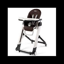 chaise haute siesta peg perego chaise haute siesta cacao peg perego