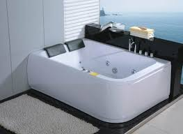 soaking tub for two