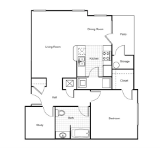 Willow Floor Plan by Landing At Willow Bayou The Apartment In Bossier City La