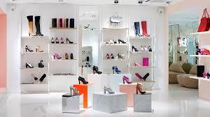 interior design for shoes shop home decoration ideas designing