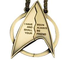 star friendship necklace images Jan168694 star trek friendship necklace previews world