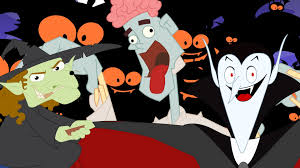 scary nursery rhymes its halloween night halloween song