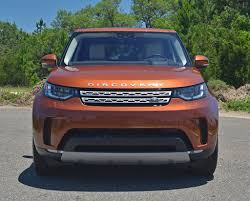 hse land rover 2017 2017 land rover discovery hse luxury td6 review u0026 test drive
