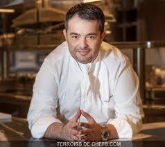 cours de cuisine jean francois piege portrait de chef cuisinier jean françois piège