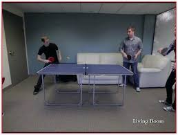 what size is a regulation ping pong table room size for ping pong table landlinkmontana org
