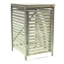 kitchen trash can storage cabinet storage bins wooden single bin storage cupboard trash can
