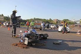 amanzimtoti bike crash leaves man fighting for his life