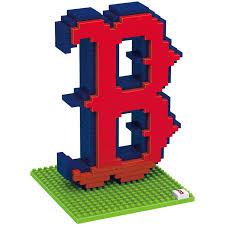 Boston Red Sox Home Decor by Boston Red Sox Logo Brxlz Puzzle Mlbshop Com
