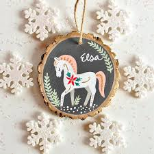 15 creative ornaments of 2017 horses mad