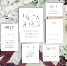 wedding invitations online canada when to order wedding invitations zoolook me