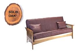 solid wood futon frame queen wood futon frame solid wedunnit me
