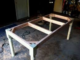 outdoor table building plans 6 home decoration