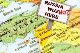 Fake Map Kremlin Falls For Its Own Fake Satellite Imagery