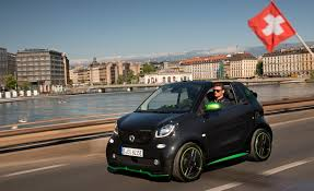 2018 smart fortwo electric drive cabriolet pictures photo