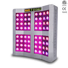 usa made led grow lights mars pro ii usa cree leds256 full spectrum led grow light for 4x4