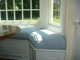 Kitchen Window Seat Ideas Bay Window Seat Cushion For Kitchen Window Seat Cushions Seat