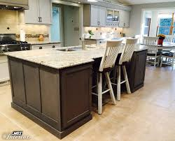 two popular cabinet colors u2014white and gray u2014created a beautiful