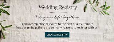create a wedding registry registry top reasons to create a registry pottery barn