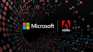adobe and microsoft announce availability of joint offerings to