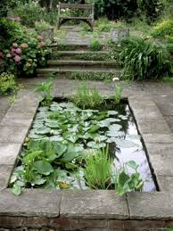 Pictures Of Backyard Ponds by Best 25 Garden Water Features Ideas Only On Pinterest Water