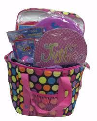 Summer Gift Basket Baby Gift Baskets Justice For Girls Summer Fun Gift Basket Polka