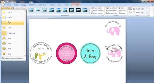 how to make tags and printables with ms powerpoint learn how to
