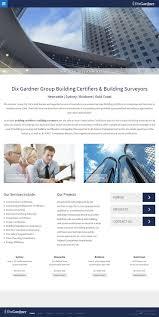 dix gardner architects helpwise website services
