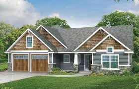 home construction design gable roof house plans small simple single home construction design