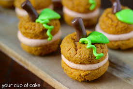 pumpkin patch whoopie pies your cup of cake