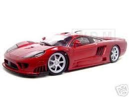 mustang saleen s7 s7 turbo 1 12 diecast car model motormax 73005